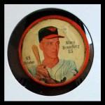 1962 Salada Coins #65 SS Marv Breeding    Front Thumbnail