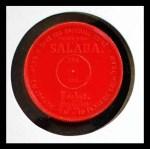 1962 Salada Coins #20  Chuck Cottier  Back Thumbnail