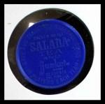 1962 Salada Coins #92  Bill Bruton  Back Thumbnail