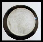 1962 Salada Coins #118  Vada Pinson  Back Thumbnail