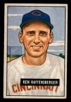 1951 Bowman #48  Ken Raffensberger  Front Thumbnail
