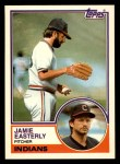 1983 Topps Traded #28 T Jamie Easterly  Front Thumbnail