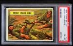 1965 Topps Battle #10   Medic Under Fire  Front Thumbnail