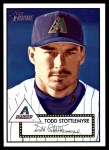 2001 Topps Heritage #268  Todd Stottlemyre  Front Thumbnail