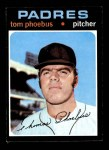 1971 Topps #611  Tom Phoebus  Front Thumbnail
