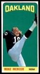 1965 Topps #143  Mike Mercer  Front Thumbnail