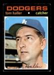 1971 Topps #639  Tom Haller  Front Thumbnail