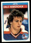 1982 O-Pee-Chee #380  Dale Hawehuk  Front Thumbnail