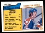 1983 O-Pee-Chees #22   -  Wayne Gretzky Oilers Leaders Front Thumbnail