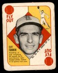 1951 Topps Blue Back #36  Cliff Fannin  Front Thumbnail