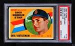 1960 Topps #148   -  Carl Yastrzemski Rookie Star Front Thumbnail