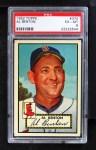 1952 Topps #374  Al Benton  Front Thumbnail