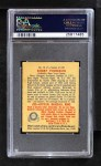 1949 Bowman #18  Bobby Thomson  Back Thumbnail