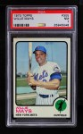 1973 Topps #305  Willie Mays  Front Thumbnail
