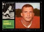 1962 Topps #144  Sonny Randle  Front Thumbnail
