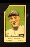 1920 W516-1 #18  Babe Adams  Front Thumbnail