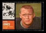 1962 Topps #18  Stan Jones  Front Thumbnail