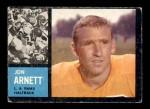 1962 Topps #78  Jon Arnett  Front Thumbnail