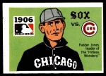 1971 Fleer World Series #4   1906 White Sox Cubs -   Front Thumbnail