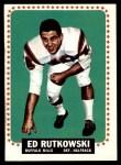 1964 Topps #35  Ed Rutkowski  Front Thumbnail