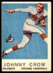 1959 Topps #105  John David Crow  Front Thumbnail