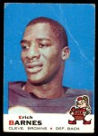 1969 Topps #4  Erich Barnes  Front Thumbnail