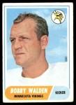 1968 Topps #54  Bobby Walden  Front Thumbnail
