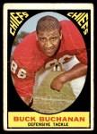 1967 Topps #71  Buck Buchanan  Front Thumbnail