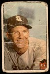 1953 Bowman #52  Marty Marion  Front Thumbnail