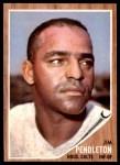1962 Topps #432  Jim Pendleton  Front Thumbnail