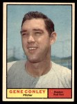 1961 Topps #193  Gene Conley  Front Thumbnail