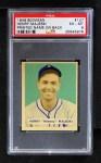 1949 Bowman #127 PRT Hank Majeski  Front Thumbnail