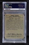 1939 Play Ball #8  Cotton Pippen  Back Thumbnail