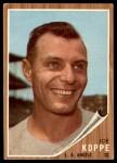 1962 Topps #39  Joe Koppe  Front Thumbnail