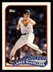 1989 Topps Traded #77 T Lance McCullers  Front Thumbnail