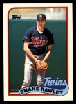 1989 Topps Traded #101 T Shane Rawley  Front Thumbnail