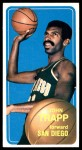 1970 Topps #12  John Trapp   Front Thumbnail