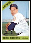 1966 Topps #530  Robin Roberts  Front Thumbnail
