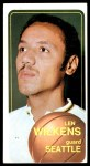 1970 Topps #80  Lenny Wilkens   Front Thumbnail