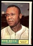 1961 Topps #199  Bob Boyd  Front Thumbnail