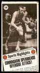 1970 Topps #108   -  Billy Cunningham  All-Star Back Thumbnail