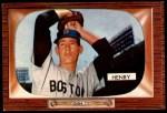 1955 Bowman #264  Bill Henry  Front Thumbnail