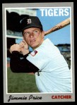 1970 Topps #129  Jim Price  Front Thumbnail