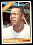1966 Topps #484  Wes Covington  Front Thumbnail