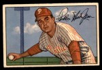 1952 Bowman #20  Willie Jones  Front Thumbnail