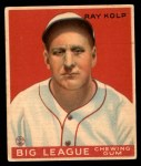 1933 World Wide Gum #82  Ray Kolp    Front Thumbnail