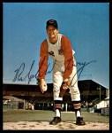 1965 Kahn's  Ralph Terry  Front Thumbnail