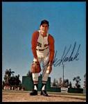 1965 Kahn's  Jack Kralick  Front Thumbnail