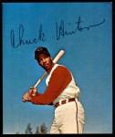 1965 Kahn's  Chuck Hinton  Front Thumbnail