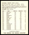 1964 Kahn's  Woodie Held  Back Thumbnail